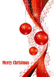 Christmas abstract background Royalty Free Stock Photography
