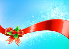 Christmas abstract background Stock Image