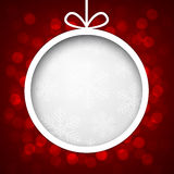 Christmas abstract background. Abstract shiny christmas background. Vector eps10 Stock Illustration