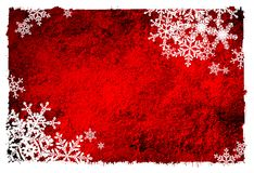 Christmas abstract Background. Computer designed highly detailed grunge textured Stock Image