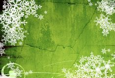 Christmas abstract Background. Computer designed highly detailed grunge textured Stock Images