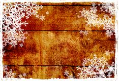 Christmas abstract Background. Computer designed highly detailed grunge textured Royalty Free Stock Photos