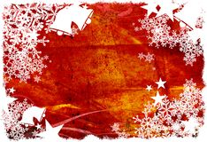 Christmas abstract Background Royalty Free Stock Photos