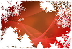 Christmas abstract Background Stock Images