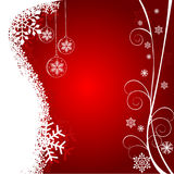 Christmas abstract Background Royalty Free Stock Image