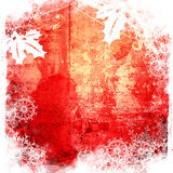 Christmas abstract Background. Computer designed highly detailed grunge textured Royalty Free Stock Images