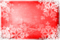 Christmas abstract Background. Computer designed highly detailed grunge textured Royalty Free Stock Image