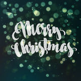 Christmas abstract background with bokeh light. Christmas abstract background with soft color bokeh light vector illustration