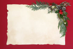 Christmas Abstract Background Border Stock Photos