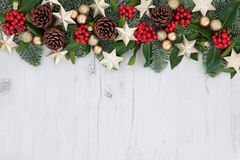 Christmas Abstract Background Stock Photo