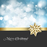 Christmas abstract background card Stock Images