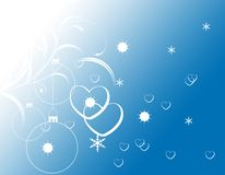 Christmas abstract background Stock Photos