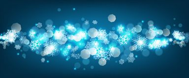 Christmas abstract background. Illustration of Christmas abstract background Stock Photo