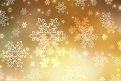 Christmas abstract  background with snowflake. S Stock Photos