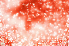 Christmas abstract background with snowflake. S stock illustration