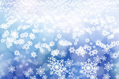 Christmas Abstract Background.Winter Holidays.  Royalty Free Stock Photo