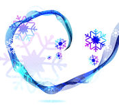 Christmas abstract greeting background, VECTOR Stock Images