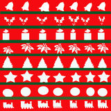 Christmas Abstract Illustration Royalty Free Stock Image