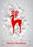 Christmas abstract Royalty Free Stock Photo
