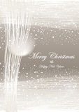 Christmas  abstract  light background grey Royalty Free Stock Photo