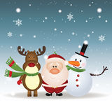 Christmas stock illustration