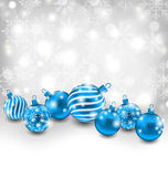 Christmas Abstract Shimmering Background Stock Photography