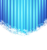 Christmas abstract wallpaper with sparkle Stock Photo