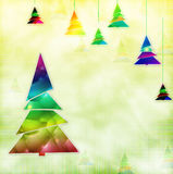 Christmas. Abstraction to be used for web page Stock Images