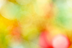 Christmas abstraction unfocused Royalty Free Stock Images