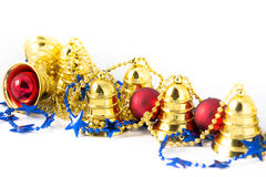 Christmas accessory Stock Images