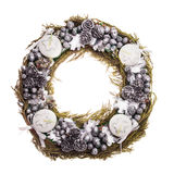 Christmas Advent wreath Royalty Free Stock Image