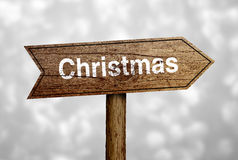 Christmas Ahead Royalty Free Stock Images