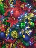 Christmas& x27; albero di s fotografia stock libera da diritti