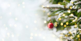 Christmas And New Years Eve Background Stock Photo