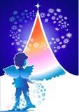 Christmas_Angel Stock Photography