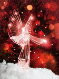 Christmas angel Stock Photos