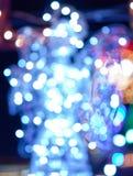 Christmas Angel. Lighting angel flares at christmas time Royalty Free Stock Image