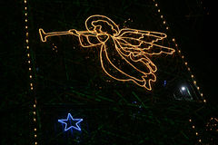 Christmas angel Royalty Free Stock Photos