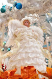 Christmas angel decoration. Beautiful of Christmas angel decoration royalty free stock images
