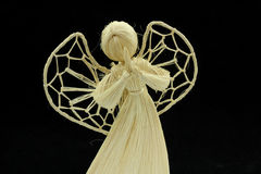 Christmas angel decoration Stock Images