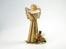 Christmas, angel figure  Stock Photo