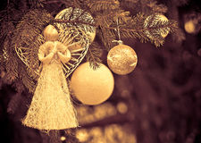Christmas angel Royalty Free Stock Photography