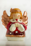 Christmas Angel Toy Royalty Free Stock Images