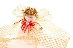 Christmas angels Royalty Free Stock Photo