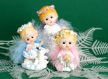 Free Christmas Angels Stock Photography - 3593022