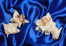 Christmas angels Royalty Free Stock Photography