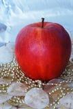 Christmas apple Stock Photos