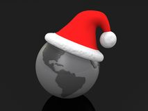 Christmas Around The World Royalty Free Stock Photos