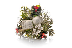 Christmas arrangement Royalty Free Stock Photo