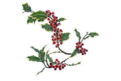 Christmas arrangement Royalty Free Stock Photography
